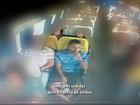 Criminosos assaltam ônibus com 'hora marcada' na Avenida Brasil, Rio
