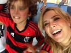 Famosos comemoram conquista do Flamengo na Copa do Brasil