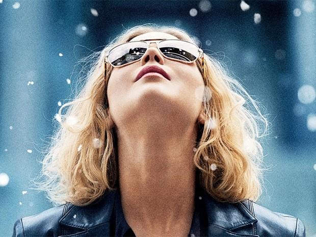 Jennifer Lawrence em imagem de divulgação do filme 'Joy' (Foto: Divulgação)