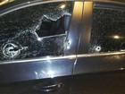 Motorista do prefeito de São José do Norte é baleado dentro de carro