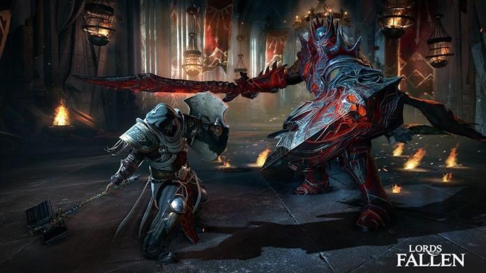Lord of Fallen para Android e iOS chega em 2015 (Foto: Divulgação)