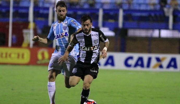 Avaí x Figueirense (Foto: Luiz Henrique/Figueirense FC)