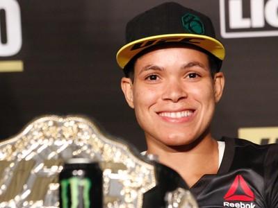 Amanda Nunes, UFC 200, MMA (Foto: Evelyn Rodrigues)