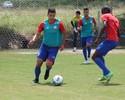 Com Givanildo, Renan Oliveira deve voltar à posição original no Náutico