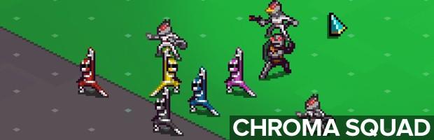 Cartela Chroma Squad (Foto: Reprodução)
