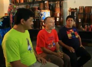 Arraial do Pavulagem Sons do Pará  (Foto: Reprodução/TV Liberal)