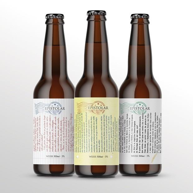 Cerveja Epistolar (Foto: Divulgação)