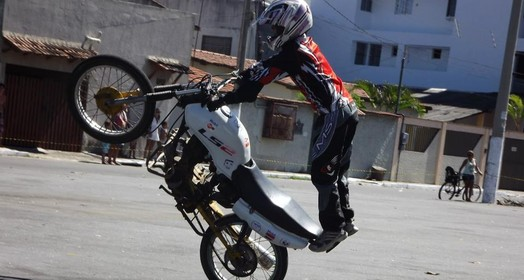 Wheeling (Helânio Serafim /Arquivo Pessoal )