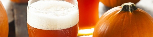 Cerveja ou travessura? Em festa de Halloween, até a cerveja é de abóbora (Divulgação)