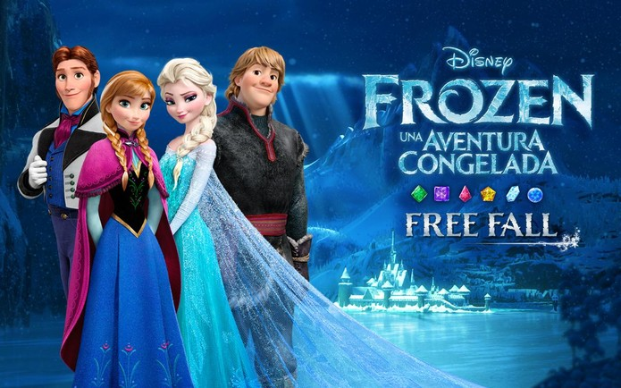 Frozen Free Fall: saiba como jogar o game da aventura da Disney (Foto: Divulgação)