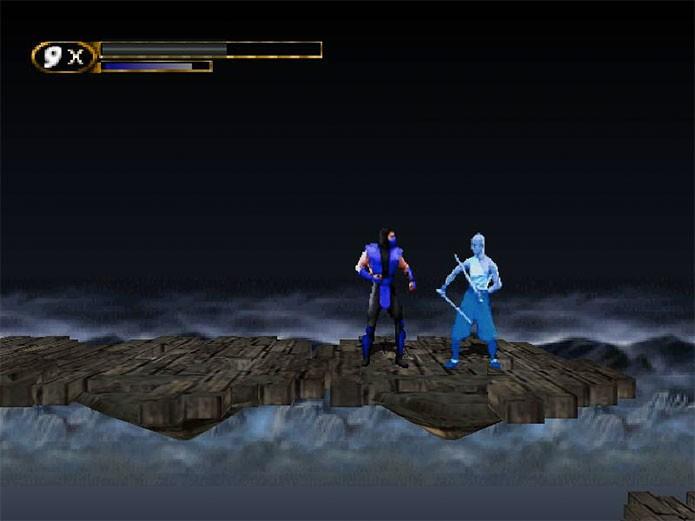 Mortal Kombat Mythologies: Sub-Zero (Foto: Reprodução/VG Junk)