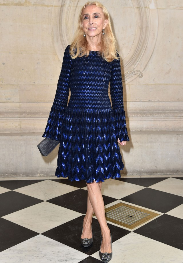 Franca Sozzani (Foto: Getty Images)