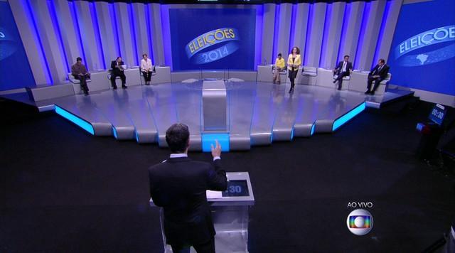 Debate entre os candidatos à Presidência da República - Parte 3