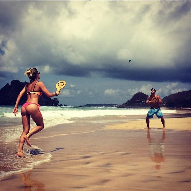 Giovanna Ewbank e Bruno Gagliasso (Foto: Reprodução/ Instagram)