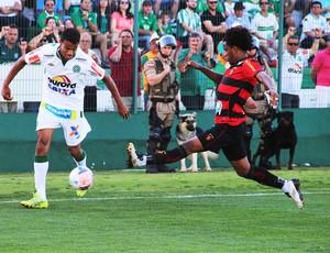Diego Felipe Chapecoense x Sport (Foto: Aguante Comunicação/Chapecoense)