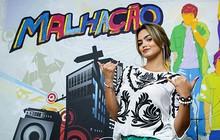 Fã de Malhação, filha de Kelly Key visita bastidores da novela e posa para ensaio