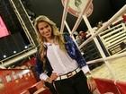 Ex-BBB Adriana se declara para Rodrigão: 'Te amo mais que tudo!'