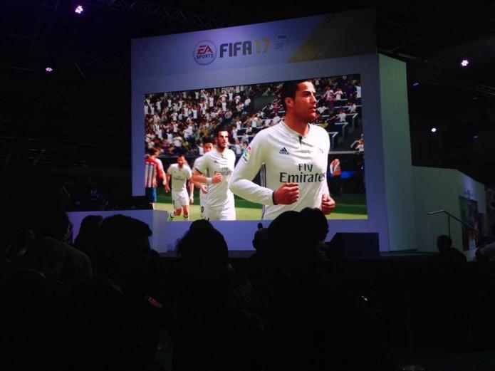 Fifa 17 terá 18 equipes da primeira divisão do Brasileirão (Foto: TechTudo/Felipe Vinha)