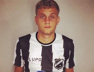 Octávio, ex-Botafogo, é o novo reforço do ABC (Foto: Reprodução/Instagram)