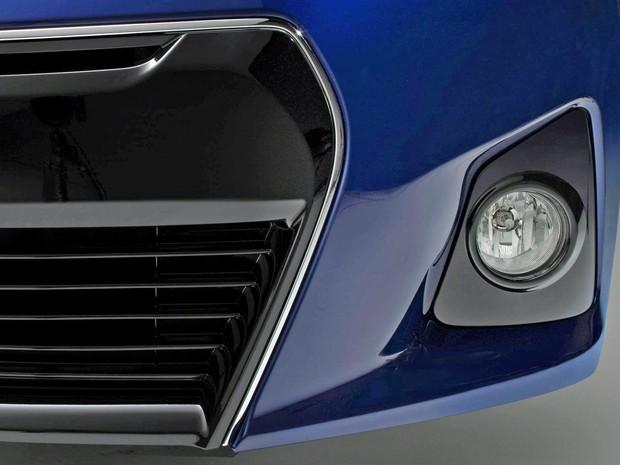 Toyota Corolla novo teaser (Foto: Divulgação)