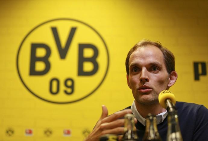 Thomas Tuchel segue os mesmos passos de Klopp ao trocar Mainz por Borussia (Foto: Reuters)