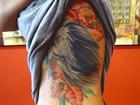 Veja em detalhes as tatuagens dos famosos e entenda os significados