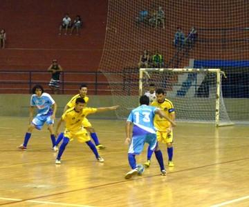Airton Casarão x Constelação 2 (Foto: Tércio Neto/GloboEsporte.com)