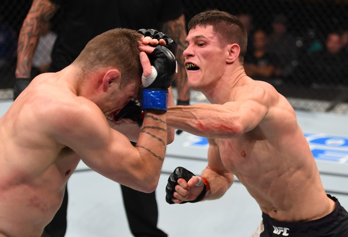 Carlos Rosa vence Kyle Bochniak, UFC Boston (Foto: Getty Images )