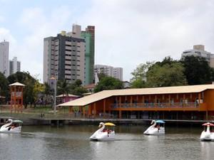 Cidade da Criança receberá a 5ª edição da FLiQ Natal (Foto: Divulgação/ Fundação José Augusto)