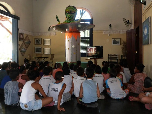 Exposição já recebe visitantes em Casimiro de Abreu (Foto: Divulgação / Casa de Cultura)