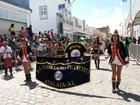 Desfile de emancipação política de AL atrai população ao bairro de Jaraguá
