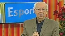 Ivo Amaral comenta os destaques do esporte paraense (Reprodução/ TV liberal)