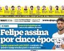 Por R$ 24 milhões, Felipe assinará por cinco anos com o Porto, afirma jornal