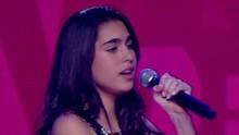 Plugue vai bater um papo com Vicky Valentim, do The Voice Kids (Reprodução/ The Voice Kids)