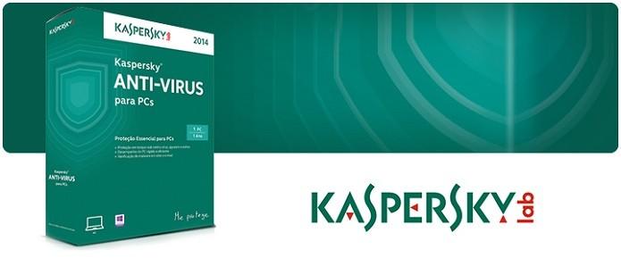 O antivírus russo Kaspersky precisou lançar um patch de segurança para se qualificar ao Windows 10 (Foto: Divulgação/Kaspersky)