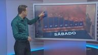 Confira a previsão do tempo para Santa Catarina com Leandro Puchalski