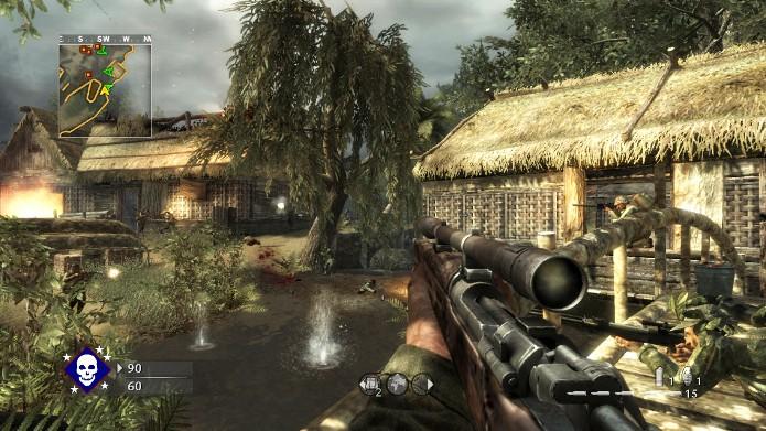Call of Duty: World at War (Foto: Reprodução)