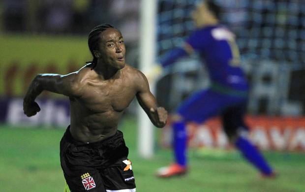 Biteco gol Vasco x Sampaio Correa (Foto: Marcelo Sadio / Flickr do Vasco)