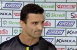 """Júnior Rocha admite """"risco calculado"""" em empate do Luverdense com o Rio Branco-ES"""