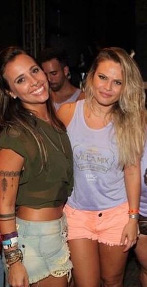 Angelis Borges e Natalia Cassasola, ex-bbbs (Foto: Instagram / Reprodução)