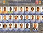 Tabárez chama Suaréz, Martín Silva e Arrascaeta para jogo contra o Brasil