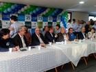 Em convenção estadual, DEM oficializa apoio a Hartung no ES
