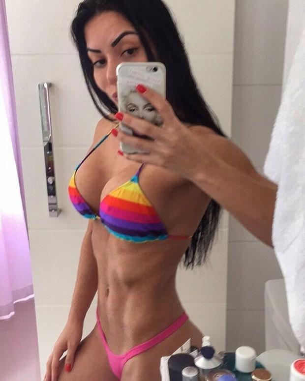 Graciella Carvalho (Foto: Reprodução/Instagram)
