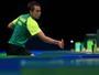 Hugo Calderano cai diante de chinês nas oitavas de final da Copa do Mundo