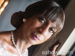 Dorothy Benson (Foto: Aline Kras/TV Globo)