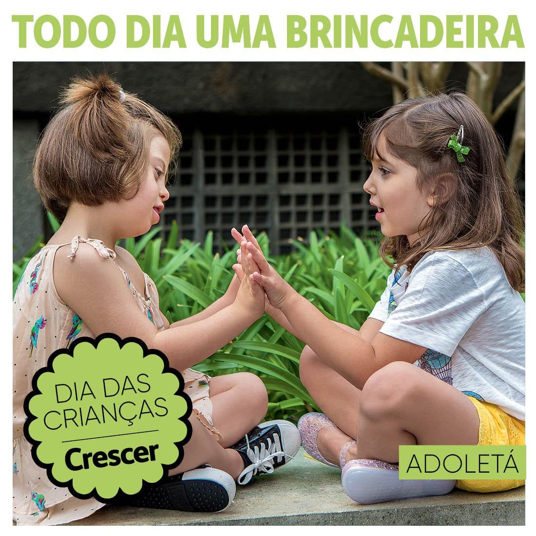 ADOLETA-TODO-DIA-UMA-BRINCADEIRA (Foto:  EDITORA GLOBO)