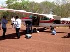 MP apreende R$ 50 mil em aeronave de parente de candidato no MA