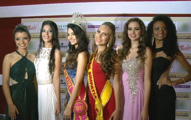 Melina Gomes é a nova Miss Roraima (Foto: Amazônia Revista)