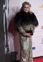 Catherine Deneuve e Diane Kruger brilham em premiação de cinema