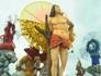Águia de Ouro (Flavio Moraes/G1)